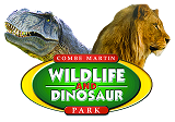 Combe Martin Wildlife and Dinosaur Park - OPEN