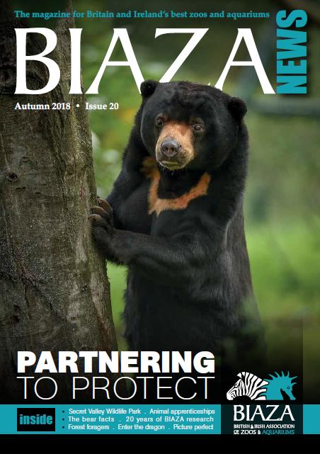 BIAZA - British and Irish Association of Zoos and Aquariums