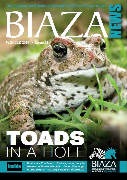 BIAZA - British and Irish Association of Zoos and Aquariums   BIAZA